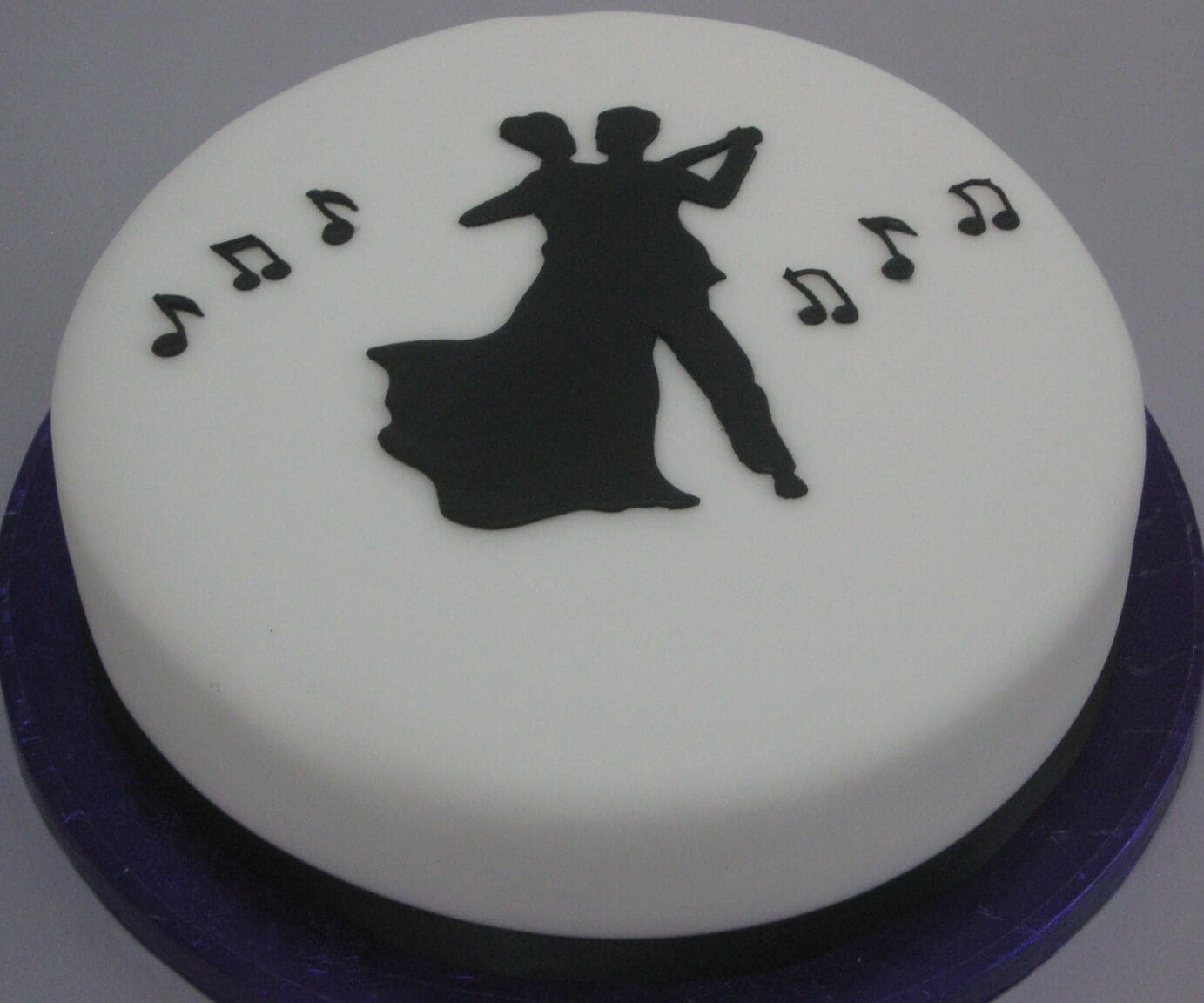 Торт для танцоров