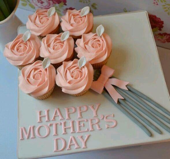 Торт на день мамы